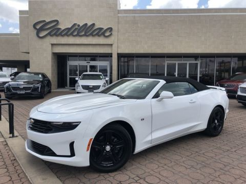 Used 2019 Chevrolet Camaro 1LT