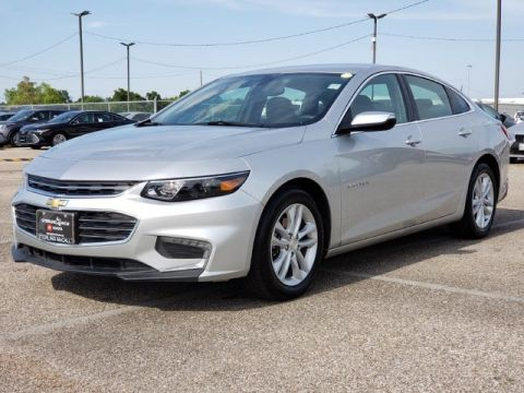 Used 2018 Chevrolet Malibu LT