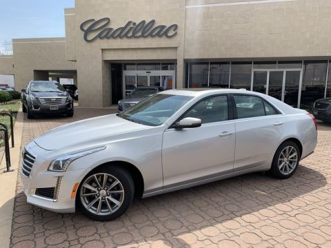Used 2019 Cadillac CTS Sedan Luxury RWD
