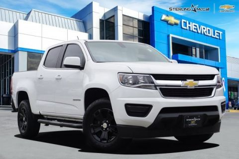 Used 2018 Chevrolet Colorado 2WD LT