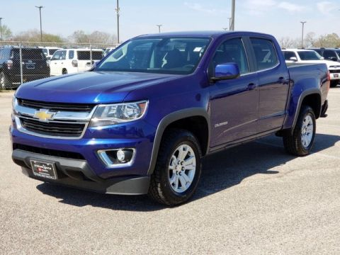 Used 2017 Chevrolet Colorado 2WD LT