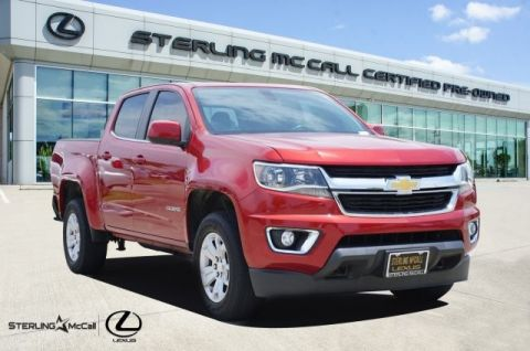 Used 2016 Chevrolet Colorado 4WD LT