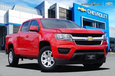 Used 2019 Chevrolet Colorado 4WD LT