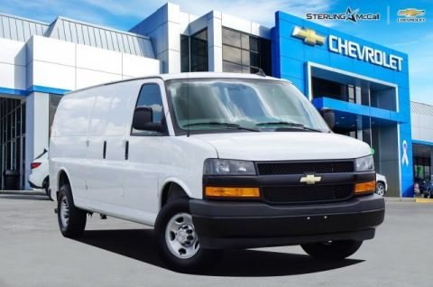 Used 2019 Chevrolet Express Cargo Van