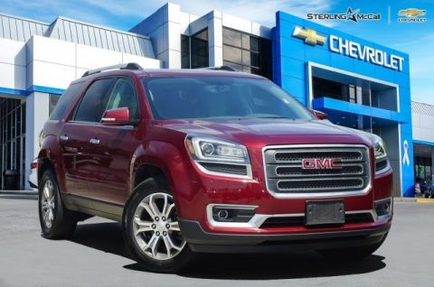 Used 2016 GMC Acadia SLT