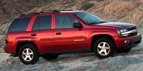 Used 2004 Chevrolet TrailBlazer The North Face Edition