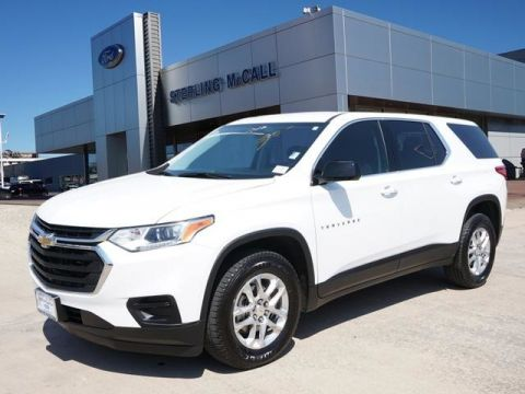 Used 2019 Chevrolet Traverse LS