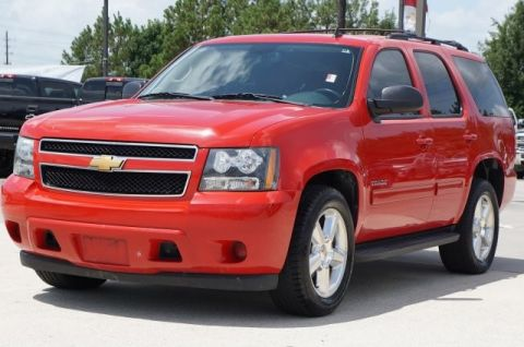 Used 2012 Chevrolet Tahoe LS