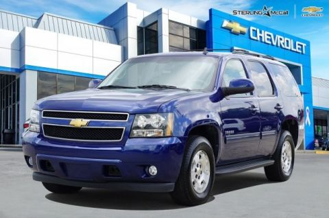 Used 2012 Chevrolet Tahoe LT