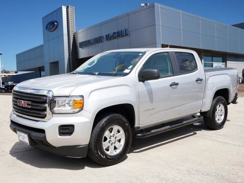 Used 2017 GMC Canyon 2WD