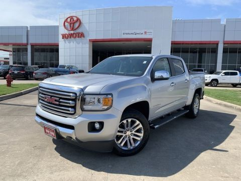 Used 2016 GMC Canyon 4WD SLT