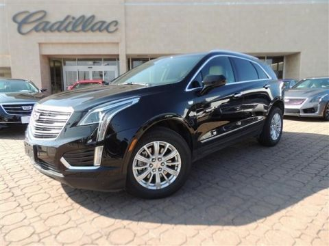 Used 2017 Cadillac XT5 Premium Luxury FWD