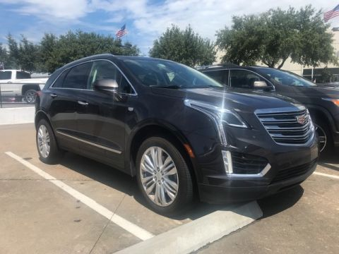 Used 2018 Cadillac XT5 Premium Luxury FWD