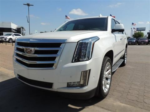 Used 2017 Cadillac Escalade Luxury