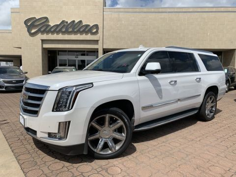 Used 2016 Cadillac Escalade ESV Luxury Collection