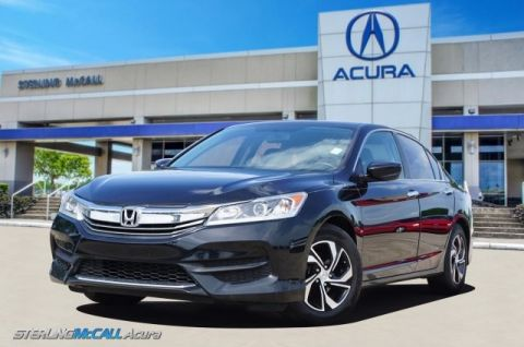 Used 2016 Honda Accord Sedan LX