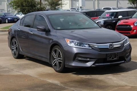 Used 2016 Honda Accord Sedan