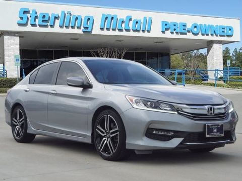 Used 2017 Honda Accord Sedan Sport