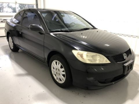 Used 2005 Honda Civic Cpe LX