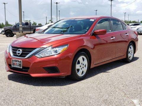 Used 2016 Nissan Altima 2.5