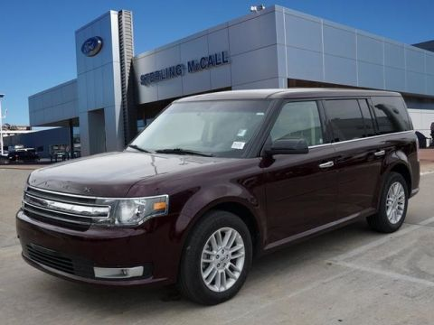 Used 2018 Ford Flex SEL