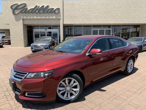 Used 2016 Chevrolet Impala LT
