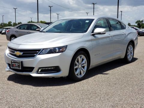 Used 2018 Chevrolet Impala LT