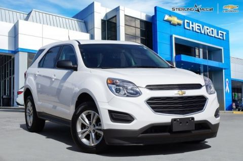 Used 2016 Chevrolet Equinox L