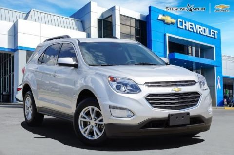 Used 2017 Chevrolet Equinox LT