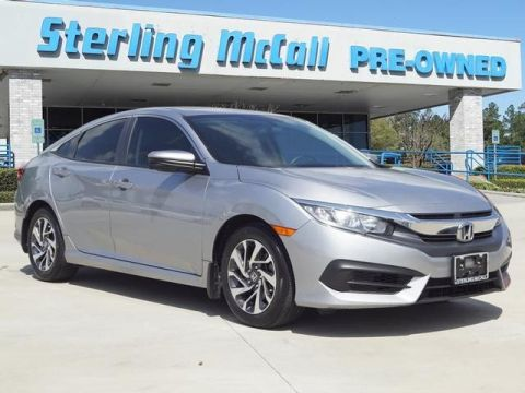 Used 2016 Honda Civic Sedan EX