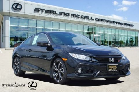 Used 2017 Honda Civic Coupe Si