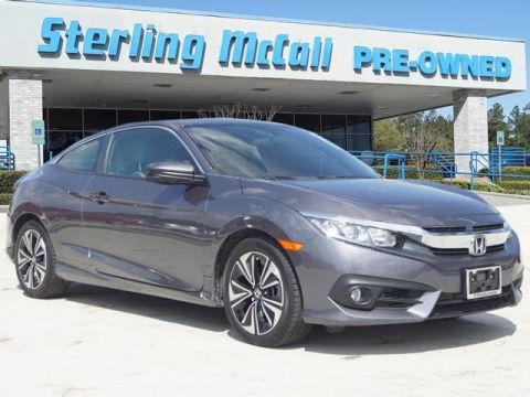 Used 2018 Honda Civic Coupe EX-T