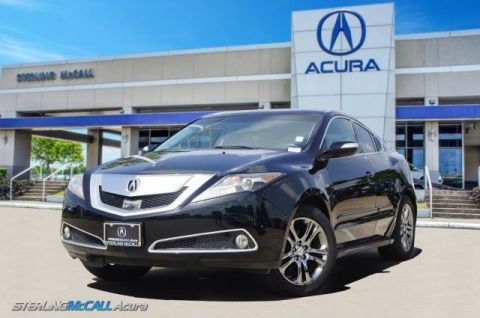 Used 2010 Acura ZDX Advance Pkg Heat & Cooled Leather, Adaptive Cruise, NAV, & more!