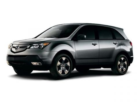 Used 2008 Acura MDX Tech Pkg