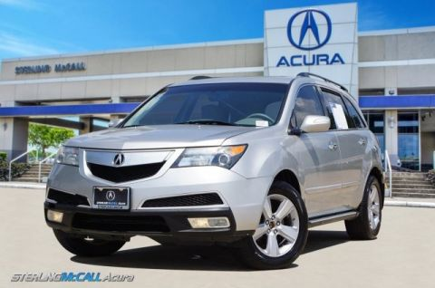 Used 2010 Acura MDX Technology/Entertainment Pkg