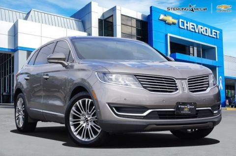 Used 2016 Lincoln MKX Reserve