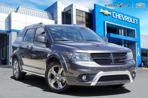 Used 2017 Dodge Journey Crossroad Plus