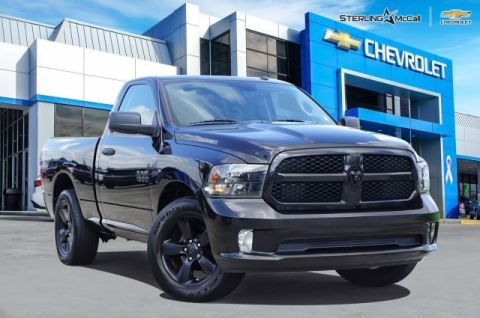 Used 2017 Ram 1500 Express