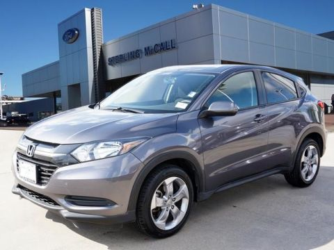 Used 2017 Honda HR-V LX