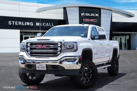 Used 2018 GMC Sierra 1500 SLT