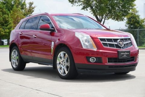 Used 2012 Cadillac SRX Premium Collection