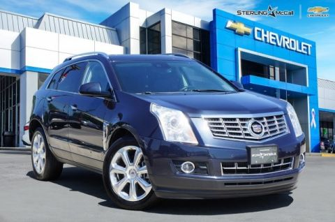 Used 2016 Cadillac SRX Premium Collection