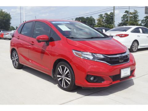 Used 2018 Honda Fit EX