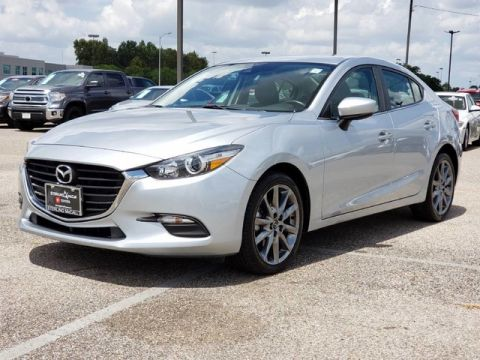 Used 2018 Mazda3 4-Door Touring