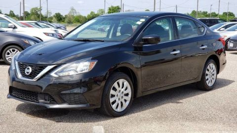 Used 2018 Nissan Sentra S