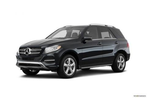 Used 2018 Mercedes-Benz GLE GLE 350