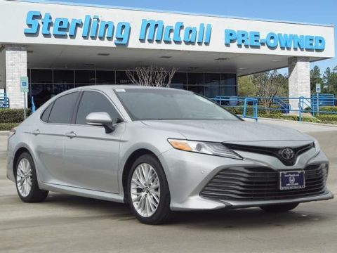 Used 2018 Toyota Camry XLE