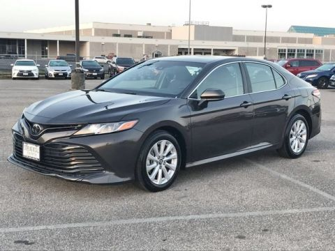 Used 2018 Toyota Camry LE