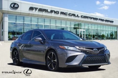Used 2018 Toyota Camry XSE V6