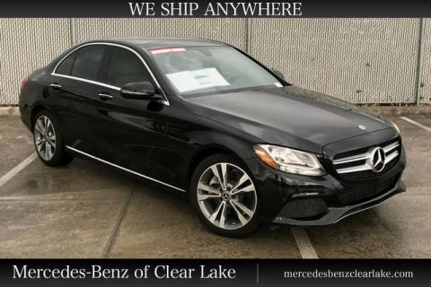 Used 2018 Mercedes-Benz C-Class C 300